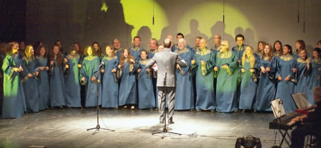 Concerto Gospel per la Vita